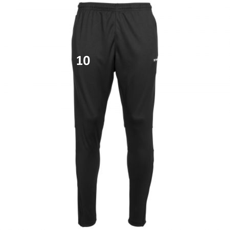 Academy Pant, narrow leg, supplied plain